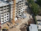 Ход строительства дома № 1 в ЖК Огни Автозавода - фото 15, Июль 2021