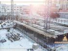 ЖК Клубный дом на Мечникова - ход строительства, фото 14, Январь 2021