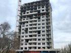 НЕБО на Ленинском, 215В - ход строительства, фото 28, Ноябрь 2019