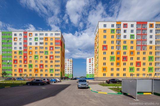 Дом № 29 в ЖК Бурнаковский - фото 2