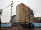 Ход строительства дома № 4 в ЖК Сормовская сторона - фото 15, Октябрь 2016
