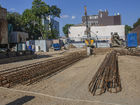 ЖК Островский - ход строительства, фото 133, Август 2018