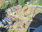 Ход строительства дома № 6 в ЖК Дом с террасами - фото 53, Май 2019