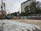 ЖК Островский - ход строительства, фото 122, Сентябрь 2018